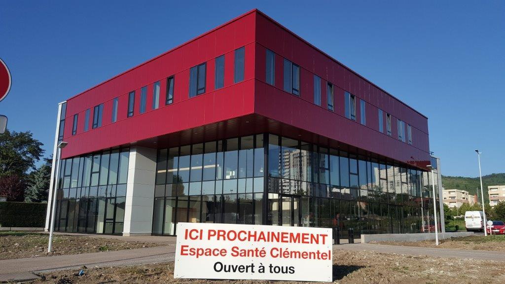 Espace Santé Clémentel – La mutualité d'Auvergne