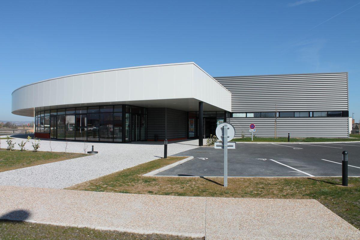 Restaurant d'entreprise – Biopôle Clermont Limagne